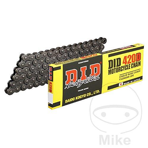 DID Cadena 420 D, 84 eslabones (estándar), abierto con clip