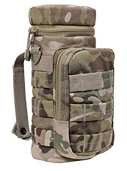 Rothco Molle Water Bottle Pouch Multicam
