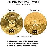 Immagine 1 meinl cymbals hcs14c hcs piatto