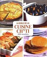 La bible de la cuisine ch'ti - 400 recettes de Sylvie Aït-Ali