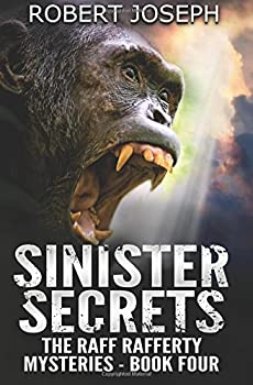 Sinister Secrets 1512250724 Book Cover