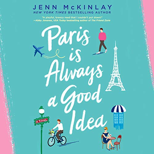 Paris Is Always a Good Idea audiobook cover art