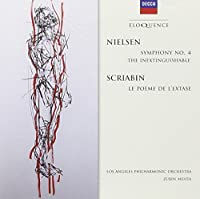Nielsen: Symp No 4 (Inextinguishable) / Scriabin: