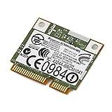 DELL DW1520 BCM4322 Wireless AGN Half Mini PCI-E Broadcom BCM94322HMS WiFi Card 802.11a/b/g/n 300 Mbps