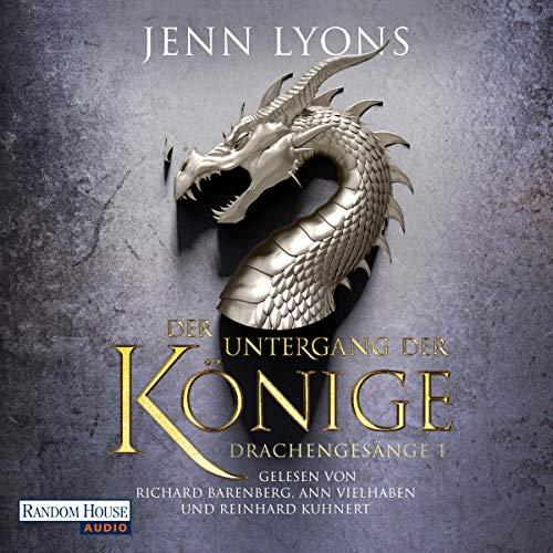 Der Untergang der Könige audiobook cover art