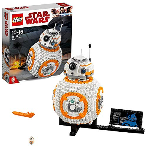LEGO- Star Wars BB, Multicolore, 75187