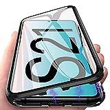 per Samsung Galaxy S21 Cover, Adsorbimento Magnetica Custodia, E-Lush Caso 360 Gradi Protezione...
