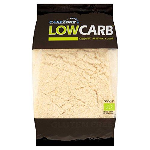Carbzone Low Carb Organic Almond Flour 500g