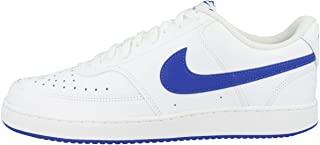 Nike Scarpe Sportive Court Vision Lo CD5463103 Uomo Bianche Bianco 42.5 EU