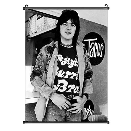 Gram Parsons Wall Art Hanging Poster Canvas Painting for Decor Artwork Wall Decor Wall Art 20''×28''
