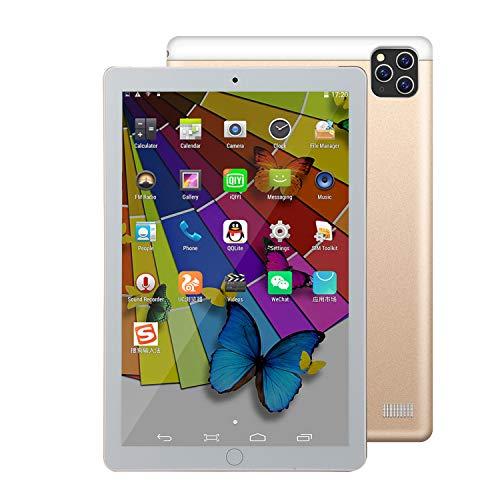 S11 Pro Tablet Android de 10.1 pulgadas, teléfono 3G / tableta WiFi para estudio y juego, 4 núcleos / WiFi, tarjetas SIM dobles y...
