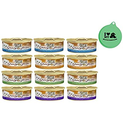 Cat Food Purina Fancy Feast Gravy Lovers... [tag]
