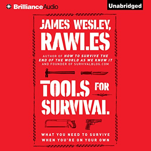 Tools for Survival audiobook cover art