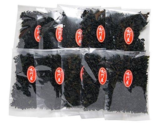業務用 徳島県 鳴門産 カットわかめ お徳用 (20g入り10袋セット)山崎屋 昆布と鰹節職人