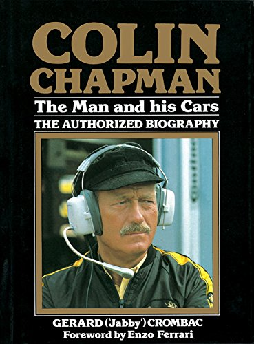 Image OfCrombac, G: Colin Chapman: The Man And His Cars