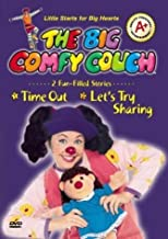 The Big Comfy Couch: Time Out/Let's Try Sharing by Alliance by Derek Ryan, Rob Mills, Steve Wright (XVII) Wayne Moss