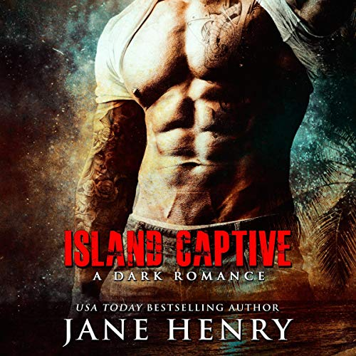 Island Captive audiobook cover art
