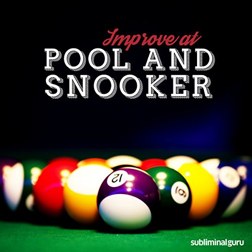 Improve at Pool and Snooker audiobook cover art