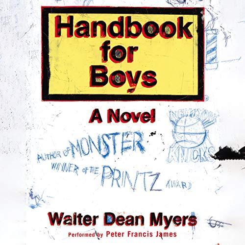 Handbook for Boys audiobook cover art