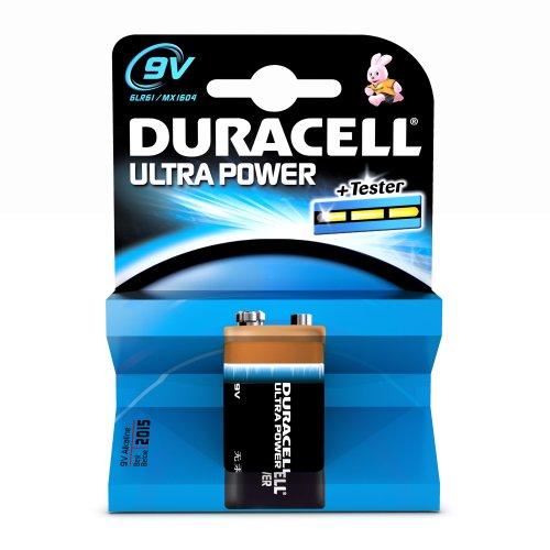 Duracell 9V Ultra Power