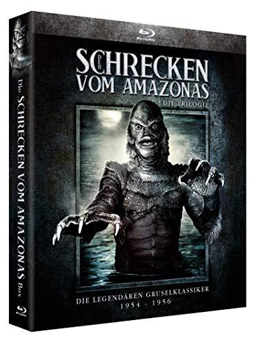 Der Schrecken vom Amazonas - Die Trilogie (3 Blu-rays)