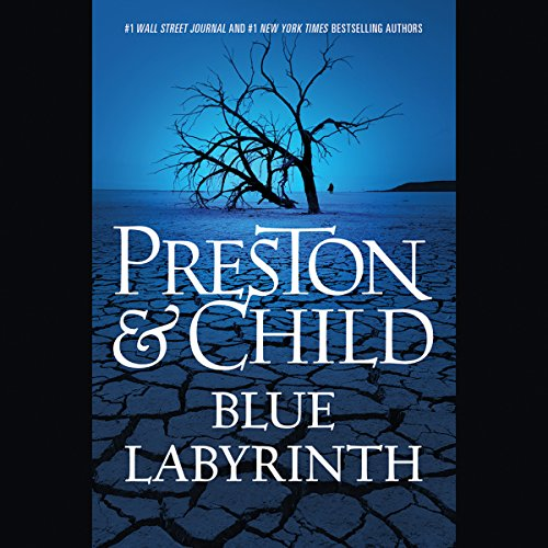 Blue Labyrinth  By  cover art