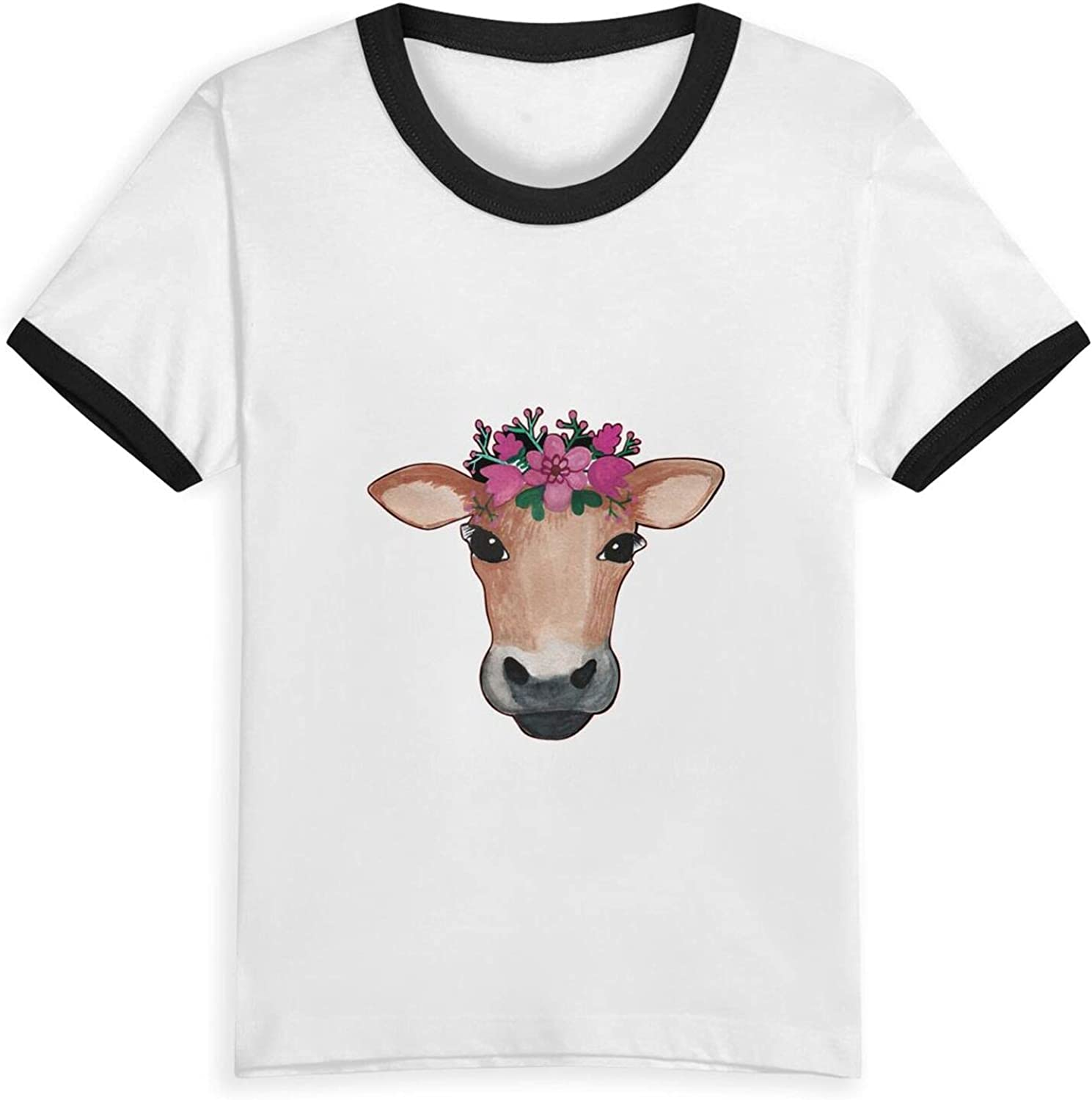 Not Your Mom Not Your Milk T-Shirts Novelty for Youth Tees with Cool Designs
