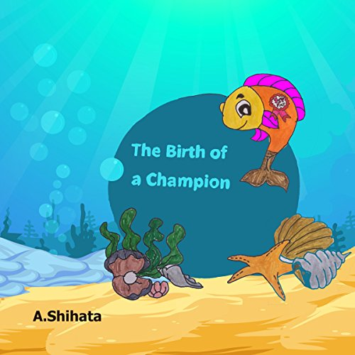 The Birth of a Champion audiobook cover art