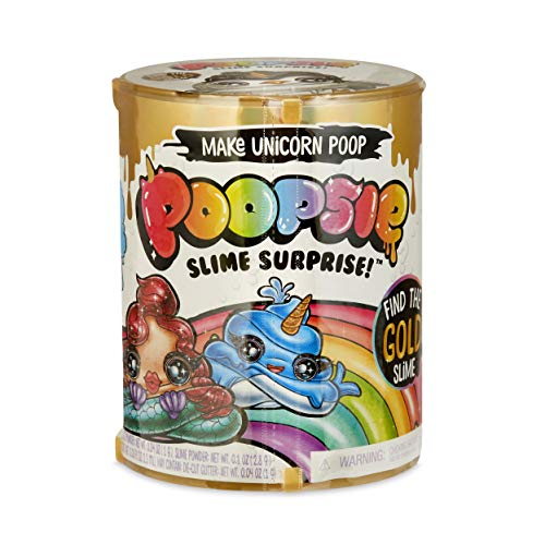 Poopsie Slime Surprise Poop Pack Drop 2 Make Magical Unicorn Poop, Multicolor