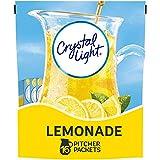 Crystal Light Sticks Natural 16 Count, Lemonade, 8.6 Ounce