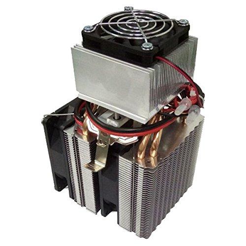 BliliDIY Sistema Di Raffreddamento Dell'Attrezzatura Di Raffreddamento Del Mini Condizionatore D'Aria Del Radiatore Del Frigorifero A Semiconduttore Elettronico 12V 20A Diy