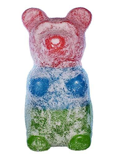 The Gummy Bear Guy   World Famous Gummy Bears (TM)   Sour World's Largest Gummy Bear - Cherry/Blue...