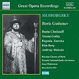 Modest Mussorgsky: Boris Godunow (Opern-Gesamtaufnahme)