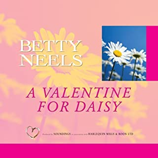 A Valentine for Daisy                   By:                                                                                                                                 Betty Neels                               Narrated by:                                                                                                                                 Anne Cater                      Length: 5 hrs and 30 mins     1 rating     Overall 5.0
