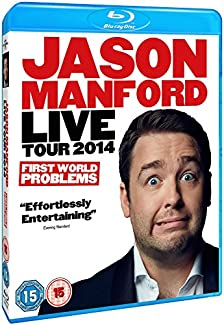 Jason Manford Live Tour 2014 - First World Problems
