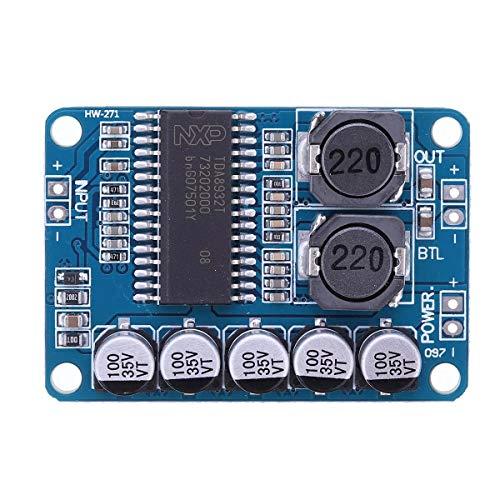 LYFEI TDA8932 35W Digital High Efficiency High Power Low Leistungsaufnahme Verstärker-Brett-Modul Mono-Verstärker Experimentelles Modul