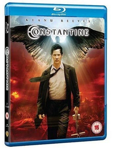 WARNER HOME VIDEO Constantine [BLU-RAY]