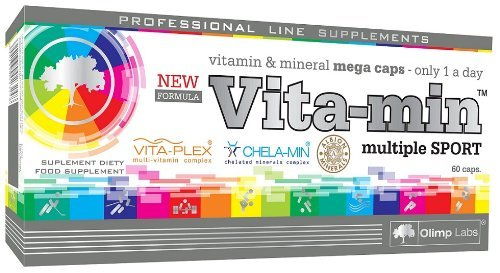 Vita-Min Multiple Sport - 60 caps by Olimp Nu