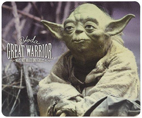 abystyle star wars mauspad yoda
