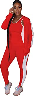 GINNIZORA Womens Fashion T-Shirts and Shorts Set of Tracksuit Sportwear Suit for Girls