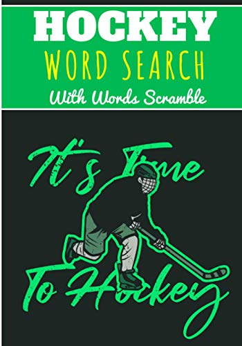 Hockey Word Search: It
