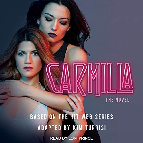 Carmilla Audiobook By Kim Turrisi - adaption cover art