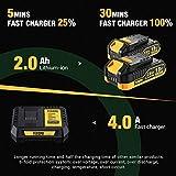 Zoom IMG-2 avvitatore a batteria 60n m