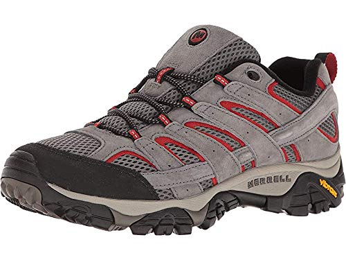 Merrell Men's Moab 2 Vent Hiking Shoe, Charcoal Grey, 11.5 M...