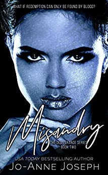 Misandry (The Deliverance Series Book 2) by [Jo-Anne Joseph]