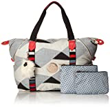 Kipling Art M : Sac de voyage multicolore (Patchwork Mix)
