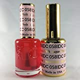 DND DC Duo Gel + Nail Lacquer (DC058)