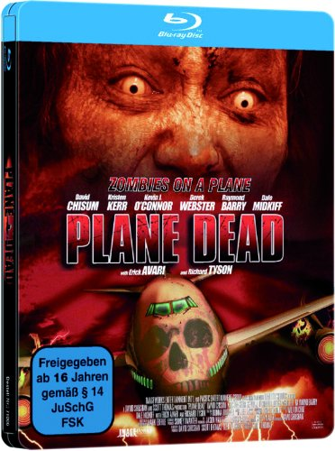 Plane Dead - Flight of the Living Dead [Blu-ray]