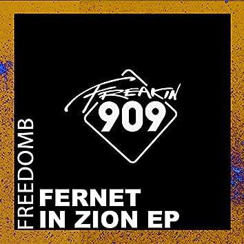 Fernet in Zion EP