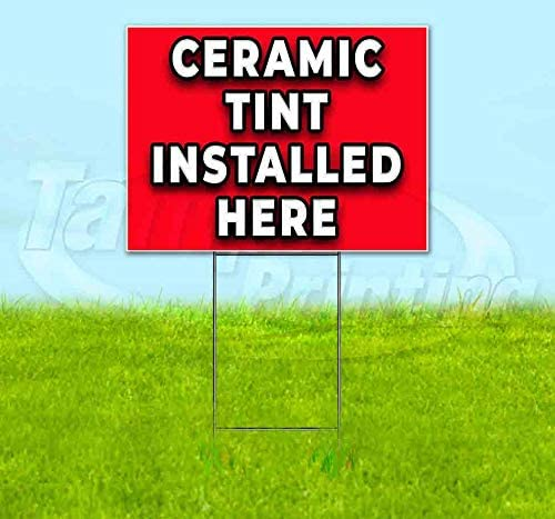 Ceramic Tint Installed HERE 2021new shipping free 18